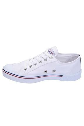 US Polo Assn PENELOPE 1FX Beyaz Erkek Sneaker Ayakkabı 101006272 1
