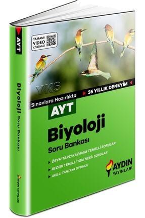 Aydın Yayınları Ayt Biyoloji Soru Bankası 2021 0