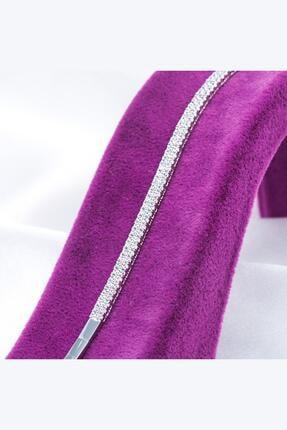 Bilezikci Çavuş Suyolu Beyaz Altın Takı Seti 3