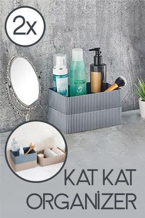 PD-HOME Kat Kat Organizer Kutu 2'li 0