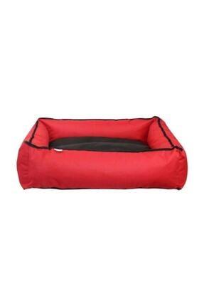 Viselia Kedi Köpek Yatağı Minderi Sıvı Geçirmez Iç Dış Mekan 2