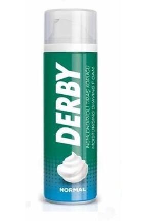 Derby Normal Nemlendiricili Tıraş Köpüğü 200 ml 1 Adet 0