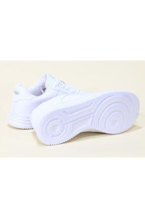 Jump Unısex Beyaz Ortopedic Sneakers Ayakkabı 4