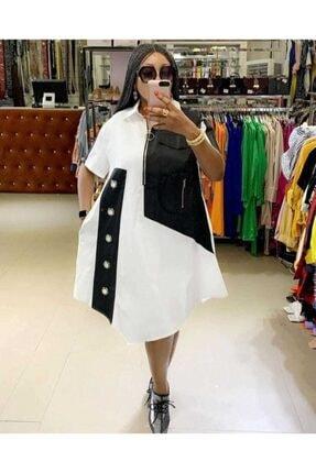 Tasarım Gömlek Elbise GMŞL-10011