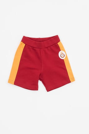 Galatasaray Bebek Kırmızı Şort - Y023-B80024 Y023-B80024-1