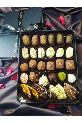 NiLL'S Chocolate Gurme Çikolata Kutusu 1