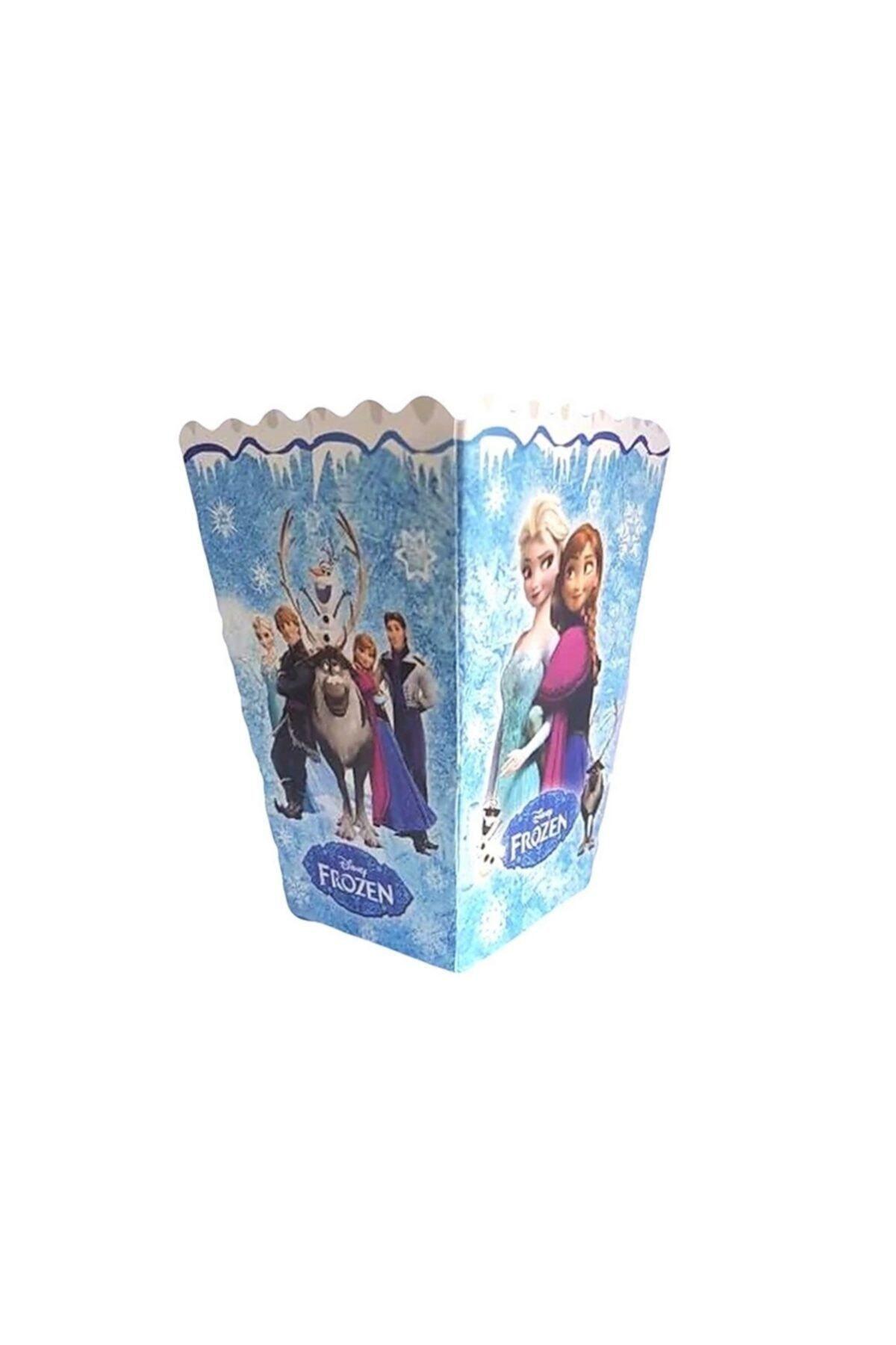 Frozen, Elsa Mısır Kutusu