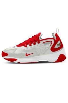 Nike Unisex Kırmızı Beyaz Zoom Ayakkabı 2k Ao0269-012 3