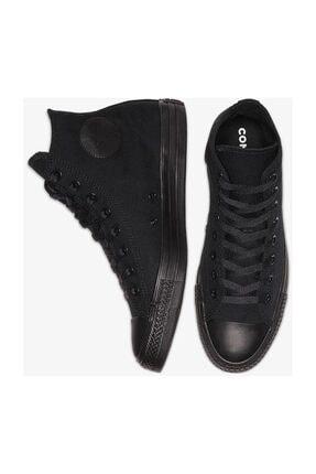 Converse Unisex Siyah Chuck Taylor All Star Hi Sneaker M3310C 2