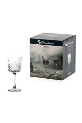 Paşabahçe Timeless Kırmızı Şarap Bardağı 330 Cc 4'lü 440276 1