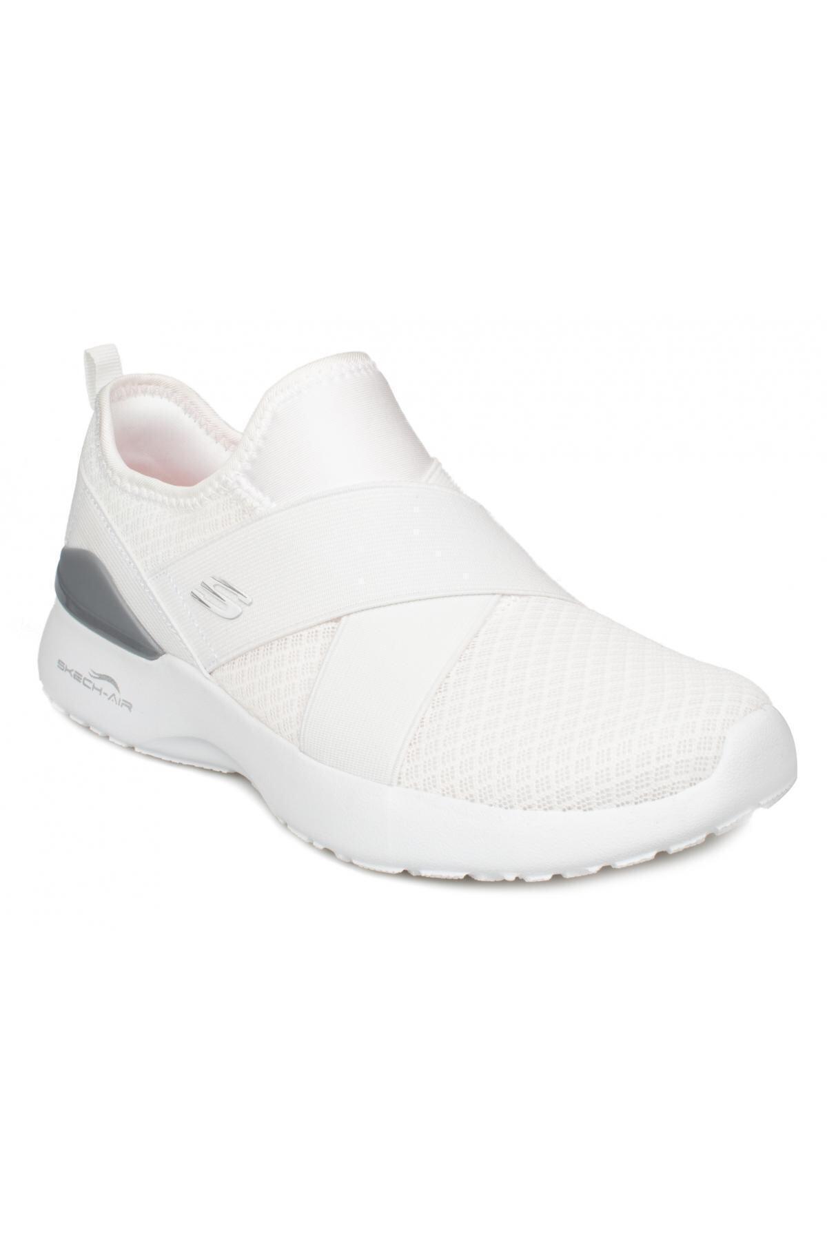 SKECH-AIR DYNAMIGHT-EAST CALL Kadın Beyaz Spor Ayakkabı