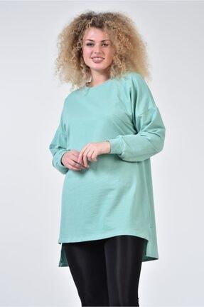 Picture of Kadın  Yeşil Tunik