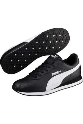 Puma Siyah Erkek Çocuk Sneaker Ayakkabı TURIN II J 0