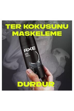 Axe Erkek Deodorant Sprey Black 150 Ml X3 2