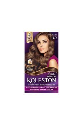 Koleston Kit 6/7 Çikolata Kahverengi Saç Boyası 0
