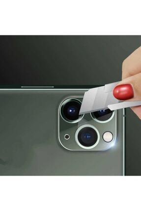 Ekoodukkan Apple Iphone 12 Pro Max Kamera Lens Koruyucu Cam Filmi 2