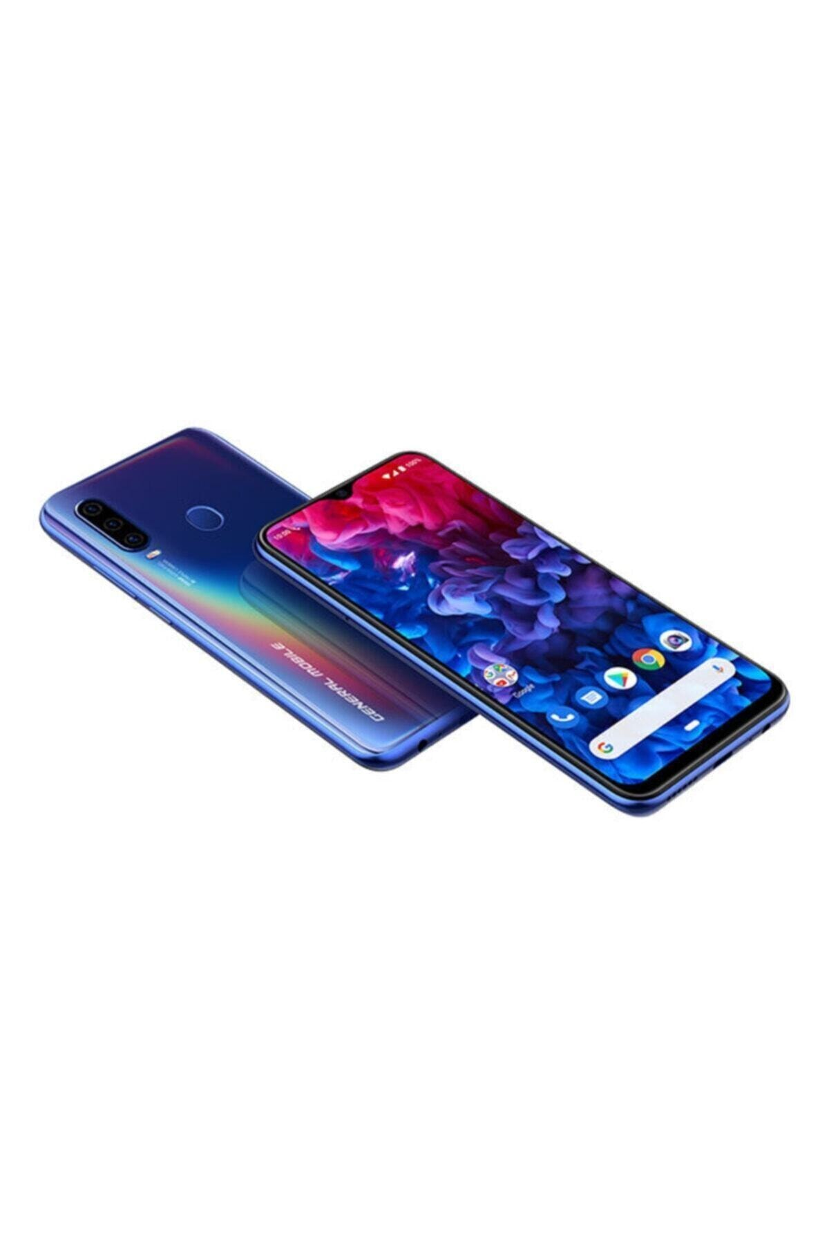 General Mobile GM 20 Pro 128GB Mavi Cep Telefonu (General Mobile Türkiye Garantili)