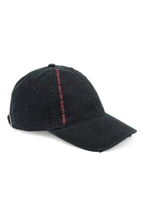 Mavi Siyah Şapka 2