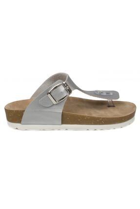 Vicco 321.f21y166 Ponny Filet Gümüş Kız Çocuk Sandalet 1