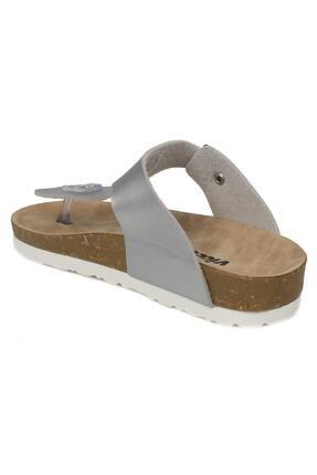 Vicco 321.f21y166 Ponny Filet Gümüş Kız Çocuk Sandalet 3