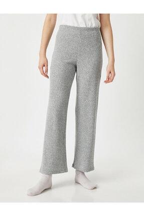 Koton Kadın Gri Pijama Takımı 2