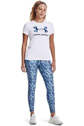 Under Armour Kadın Spor T-Shirt - Live Sportstyle Graphic SSC - 1356305-104 2