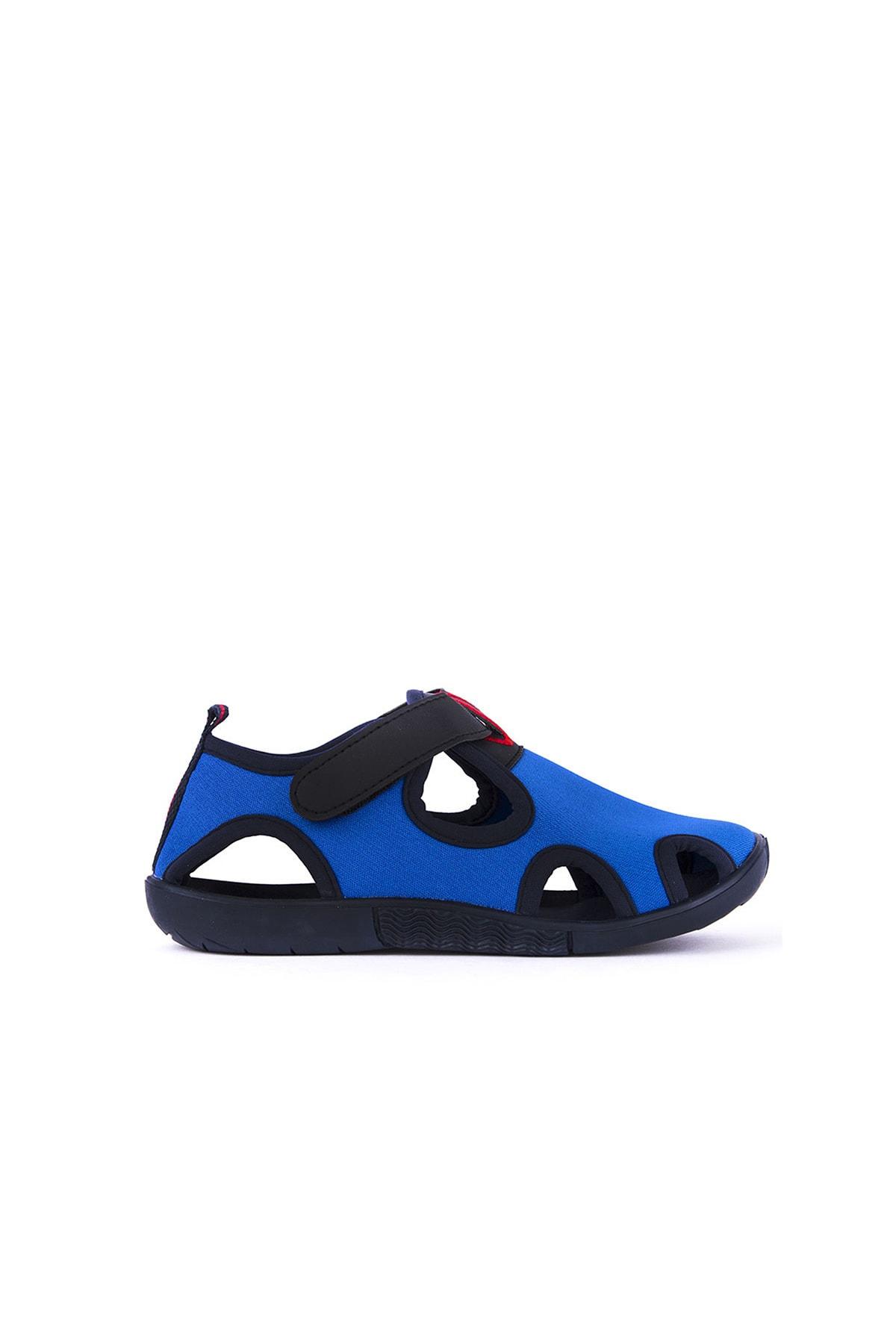 Unnı Çocuk Sandalet Saks Mavi Sa11lp070