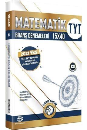 Bilgi Yayınları Tyt Matematik 15 X 40 Branş Denemeleri Bilgi Sarmal Yayınları 0