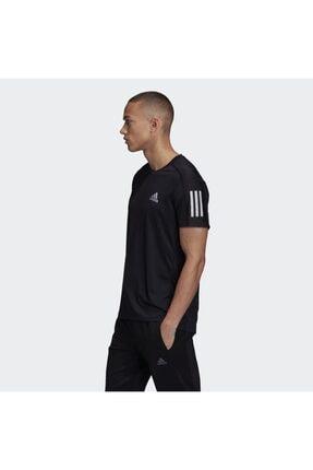 adidas Erkek Siyah Own The Run Tee T-shirt Gc7873 2