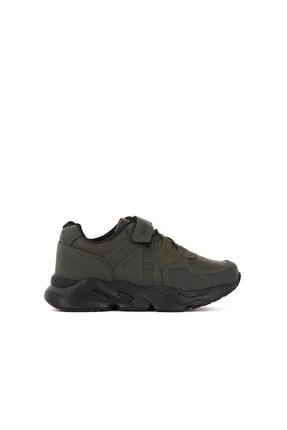 Slazenger Kıd Sneaker Çocuk Ayakkabı Haki Sa20lf030 0