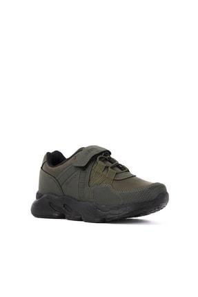 Slazenger Kıd Sneaker Çocuk Ayakkabı Haki Sa20lf030 1