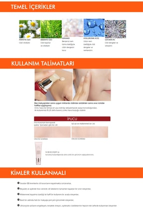 Missha Yoğun Kapatıcılık Sunan BB Krem M Perfect Cover BB Cream No: 21 ( 20 ML ) 8806333395361 3