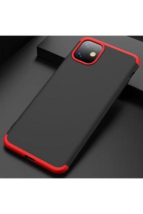 Apple Iphone 11 360 Tam Koruma Kapak 3 Parça Slim Fit 0