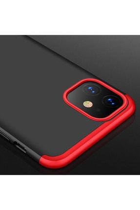 Apple Iphone 11 360 Tam Koruma Kapak 3 Parça Slim Fit 2