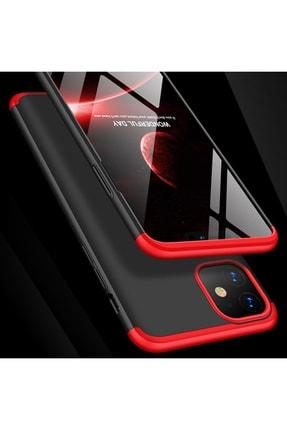 Apple Iphone 11 360 Tam Koruma Kapak 3 Parça Slim Fit 4