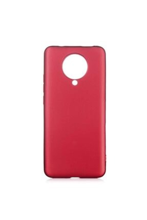 TeknoDuvar Xiaomi Pocophone F2 Pro Lüks Rubber Mat Renkli Silikon Kılıf 0