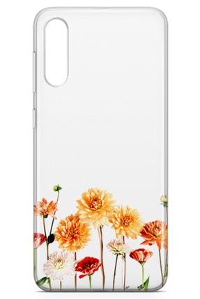 Lopard Samsung Galaxy A30s Kılıf Buket Çiçek Arka Kapak Koruma Desenli Full Koruyucu 1
