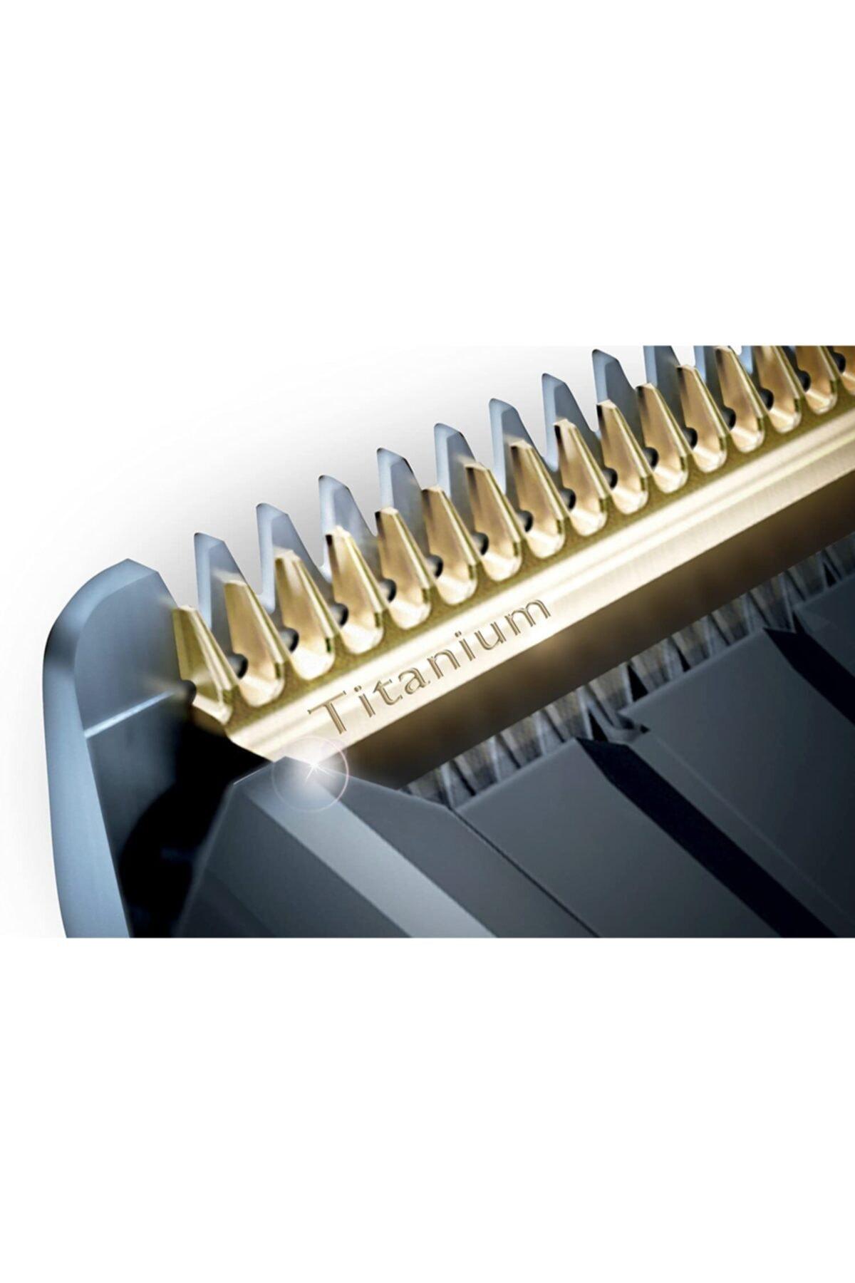 Philips Siyah Profesyonel Saç Kesme Makinesi 9000 Serisi Hc9450