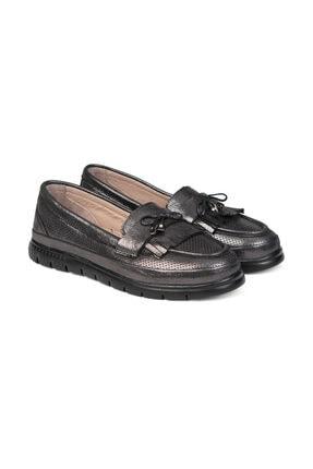 Greyder Kadın Parlak Ayakkabı 29811 1