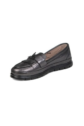 Greyder Kadın Parlak Ayakkabı 29811 2