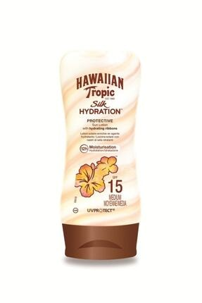 Hawaiian Tropic Güneş Koruyucu Losyon Spf 15 180 ml 0