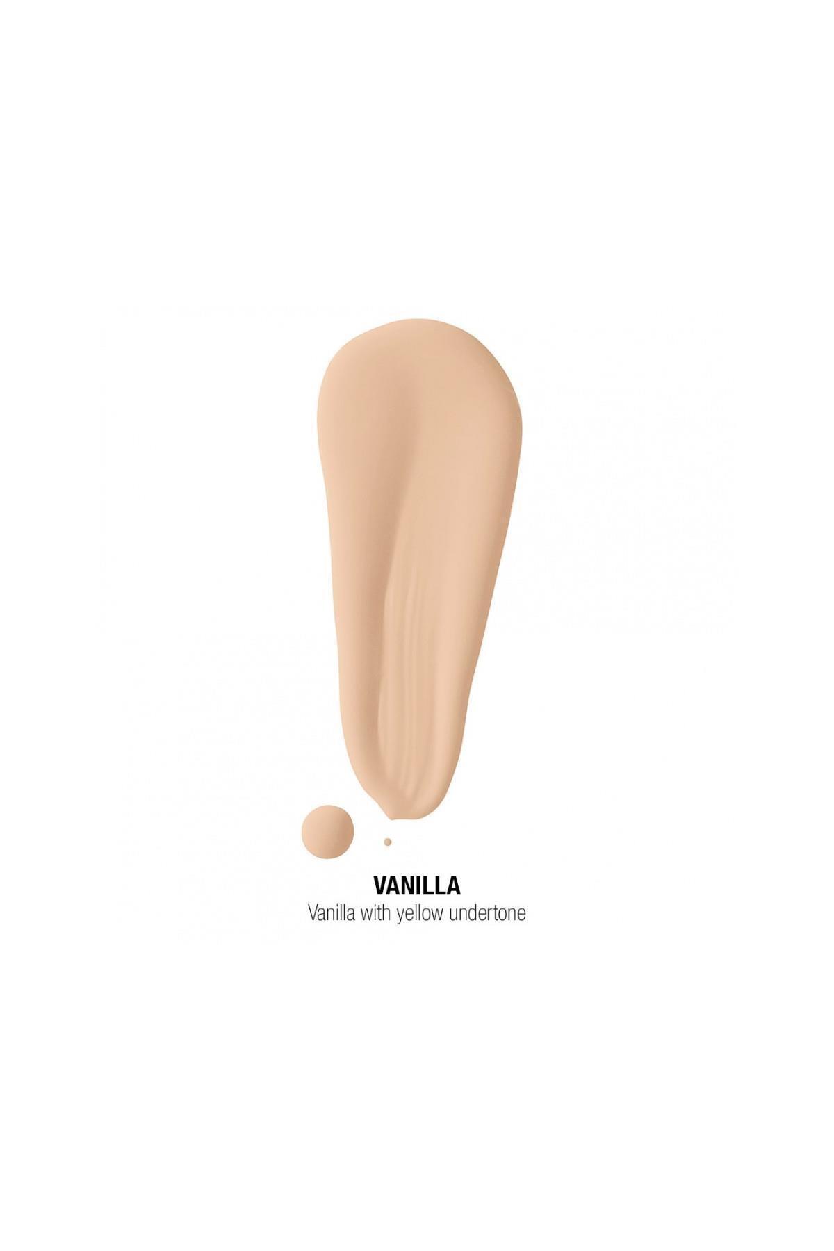 NYX Professional Makeup Mat Fondöten - Total Control Drop Foundation Vanilla 800897068790 2