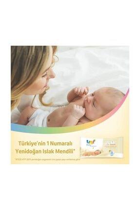 Uni Baby Yenidoğan Islak Mendil 6'lı Paket 240 Yaprak 8692190010406 3