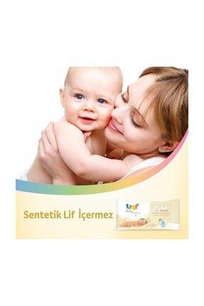 Uni Baby Yenidoğan Islak Mendil 6'lı Paket 240 Yaprak 8692190010406 4