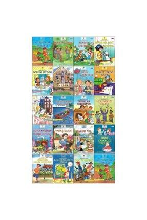 Tübitak Yayınları Tübitak Matematik Her Yerde 19 Kitap Set (7+ Yaş)) 0