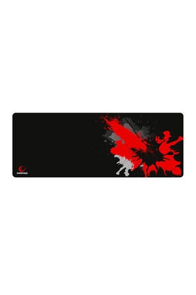 Rampage Addison Azr Combat Zone Xl 800*300*4 Mm Gaming Mouse Pad 0