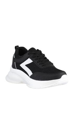 Soho Exclusive Siyah Kadın Sneaker 15218 2
