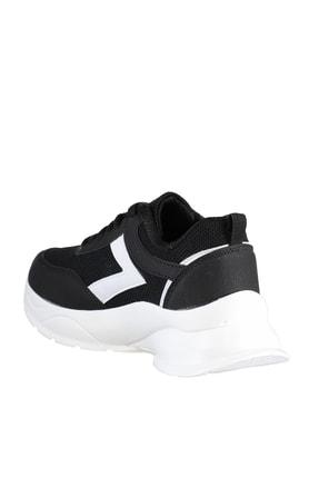 Soho Exclusive Siyah Kadın Sneaker 15218 4