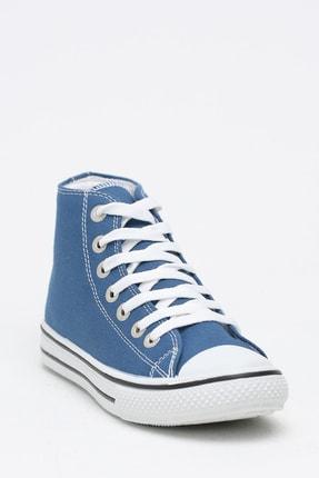 S1441 Kadın Keten Uzun Ayakkabı 1