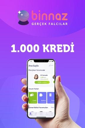 Binnaz 1.000 Kredi 0